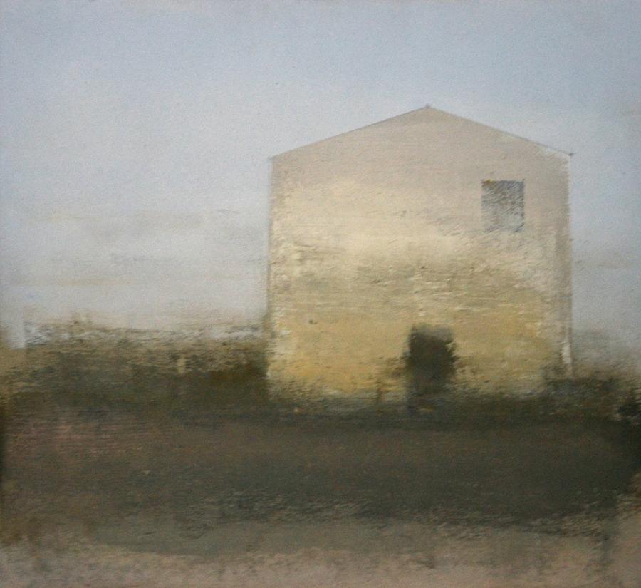 Óleo sobre lienzo 42 X 46 cm