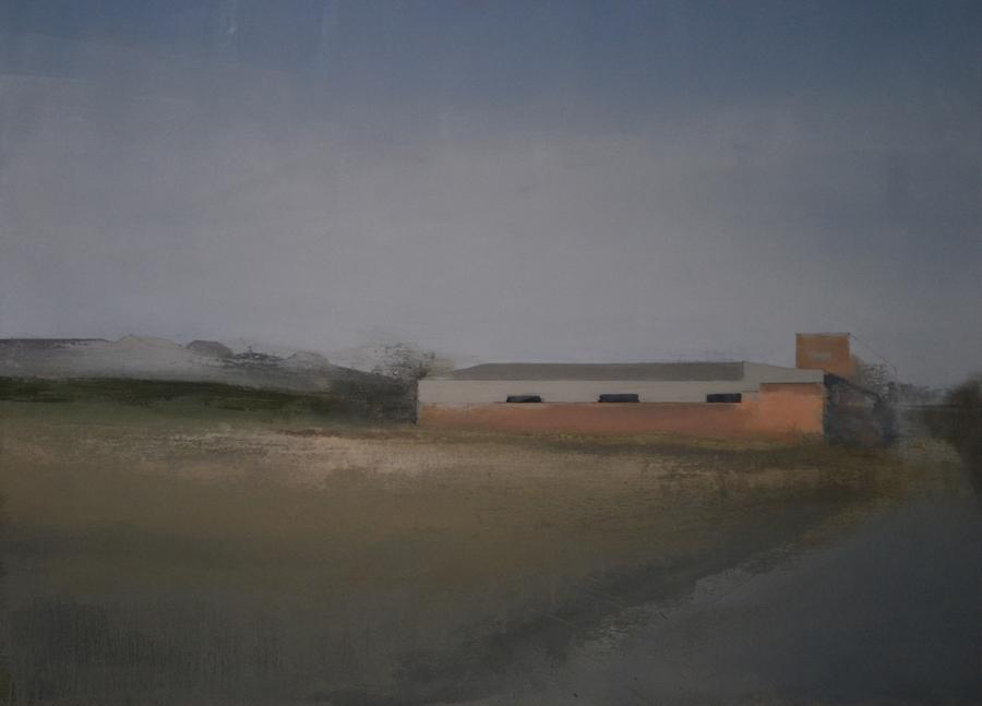 Óleo sobre lienzo 90 X 122 cm