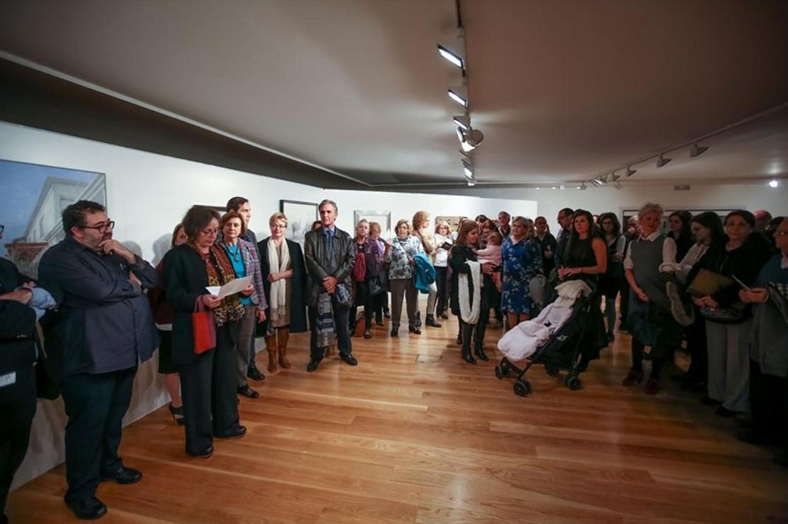 Inauguración Exposición Granada